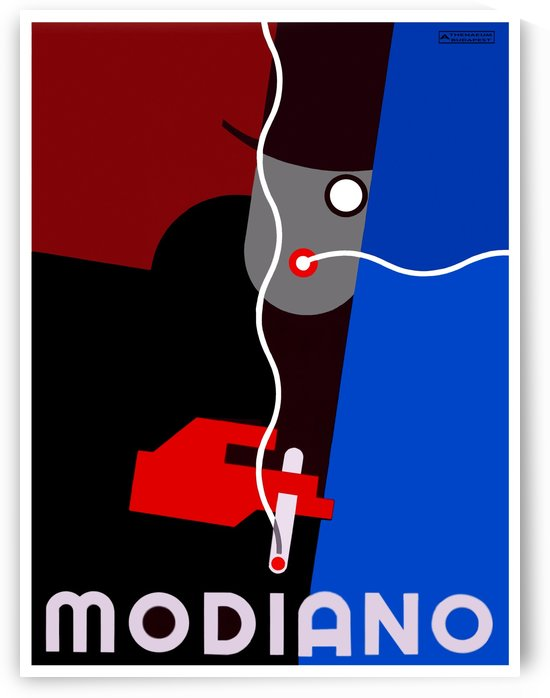 Vintage modiano by tom Prendergast