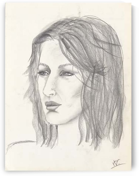portrait maman by lalitavv