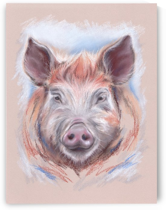 Little Pig by MM Anderson
