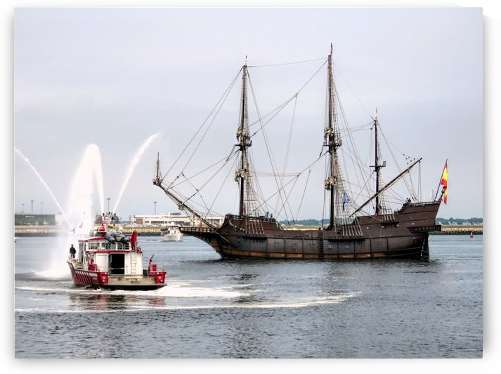 El Galeon by Photography by Janice Drew