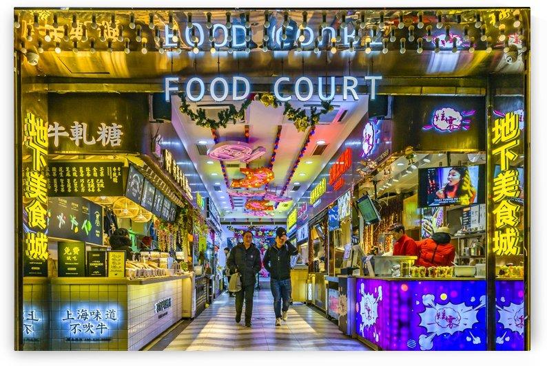 Street Food Court Market, Shanghai, China002 by Daniel Ferreia Leites Ciccarino