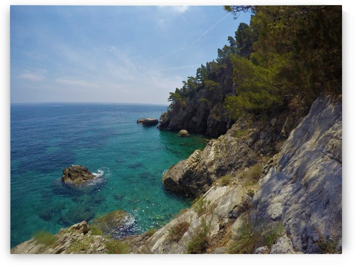 Amalfi Coast by Frederick Missel