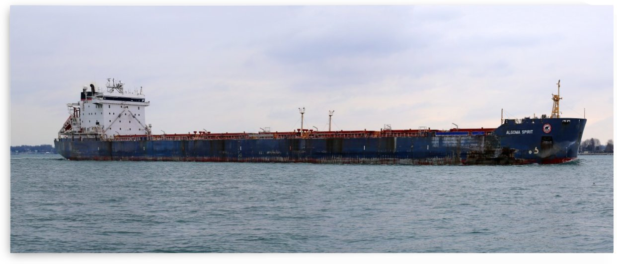 Algoma Spirit Panorama by Mary Bedy