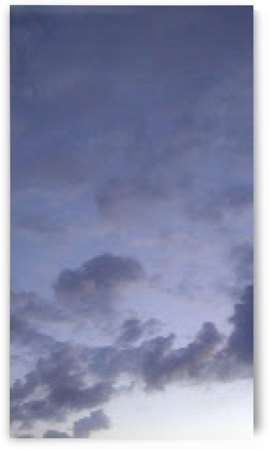 Morning Sky Clouds by Jerritt Bowens