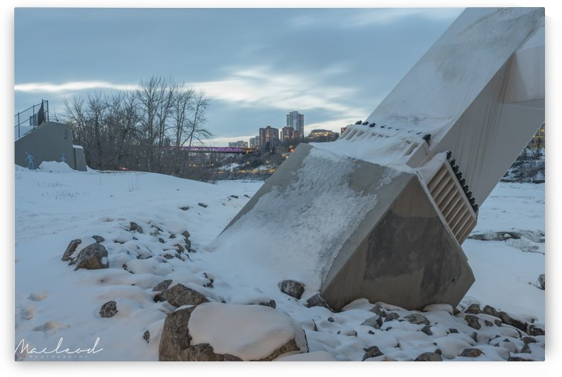 Walterdale_Bridge_NIK9883 by Brian Macleod