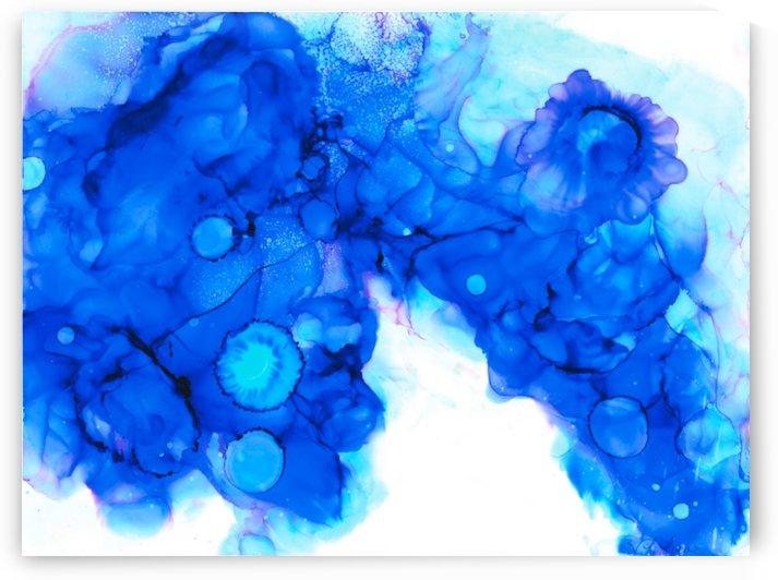 Ultramarine Dream by Victoria Lucas Creations