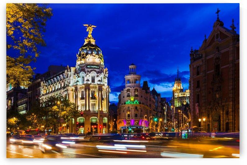 MADRID 01 by Tom Uhlenberg