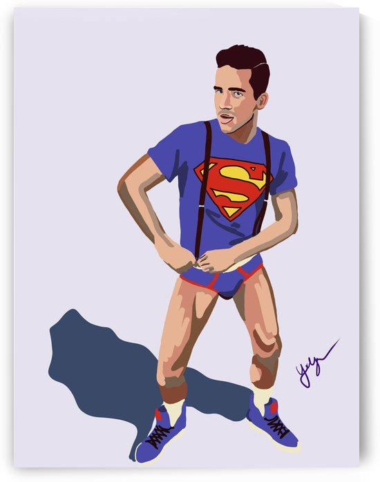 Superboy by Eric Yarbrough