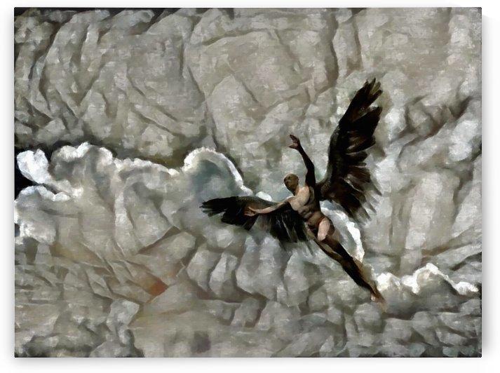 Dark Angel by Bruce Rolff