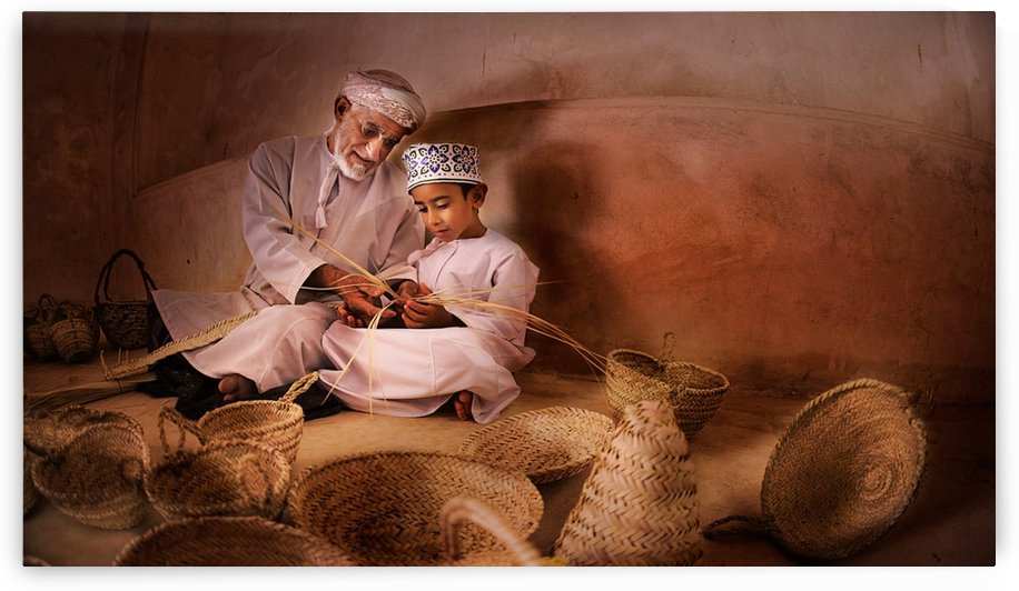 learning the boy by hwaishal_art