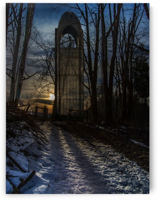 Westminster Abbey Trail 3 by Michael Snell