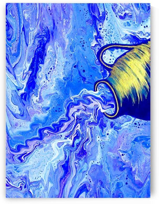 The Age of Aquarius by Carola James