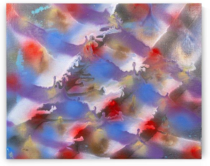 RED CLOUD by behzad masoumi