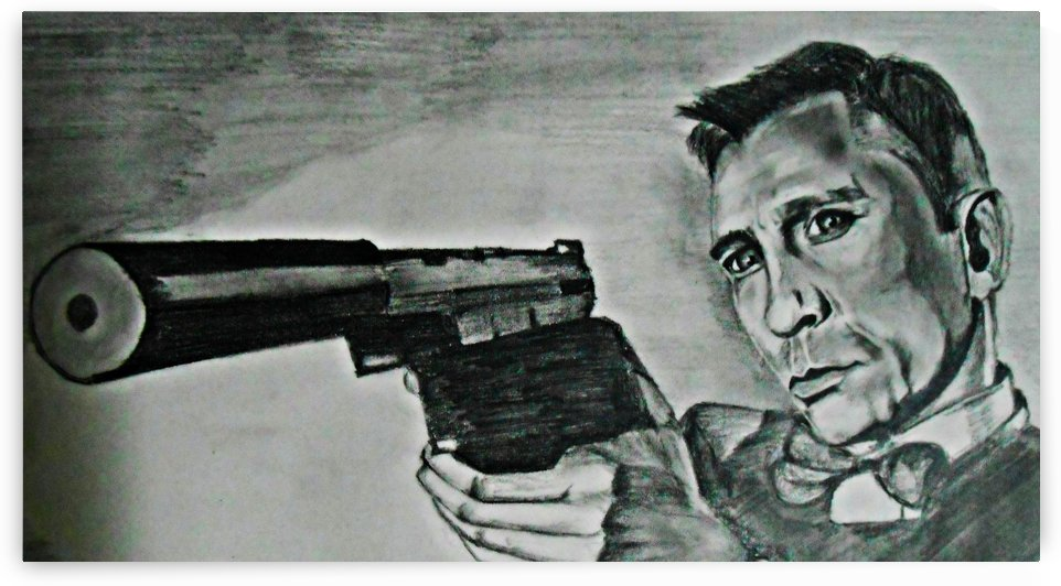 James Bond by SATTAKI
