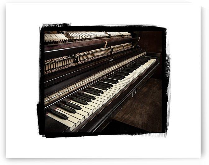 Piano I by Pat Chuprina