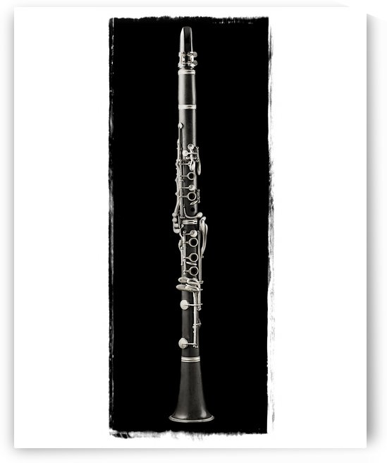 Clarinet by Pat Chuprina