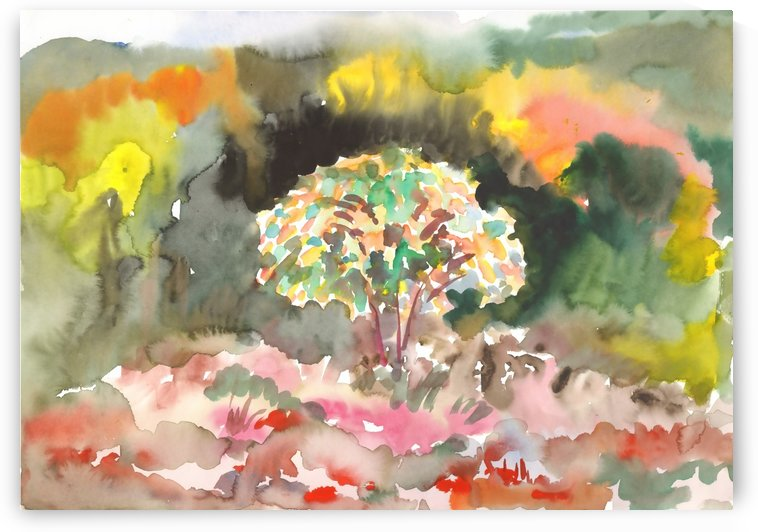 Colors Of Autumn by Dobrotsvet Art