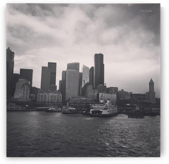Seattle by Cass Alvarado