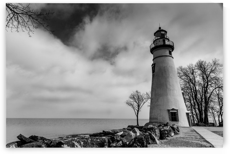 Marblehead Lighthouse 1 by Lets Get Lost Images