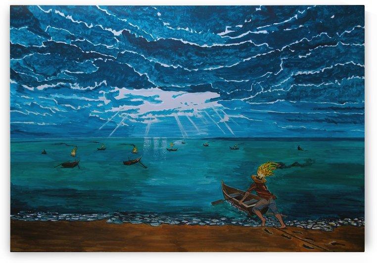 Navigate the dreams by Lazaro Hurtado