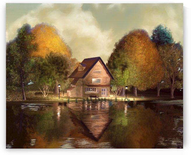 LAKE HOUSE by ANA BORRAS