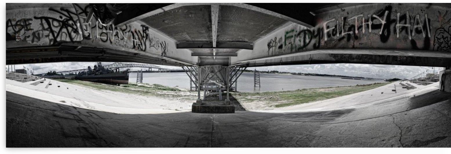 Pano Bridge by Brad Jolly