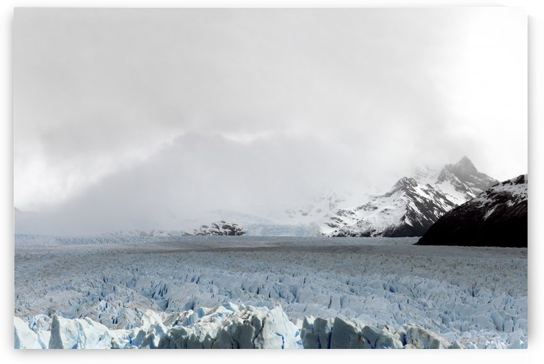 Perito Moreno Glacier by Klaus Balzano