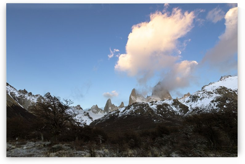 El Chalten early morning by Klaus Balzano