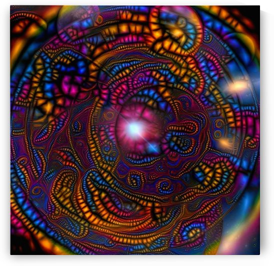 Kaleidoscope by Bruce Rolff
