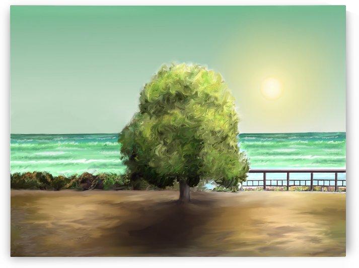 Seascape by ANA BORRAS