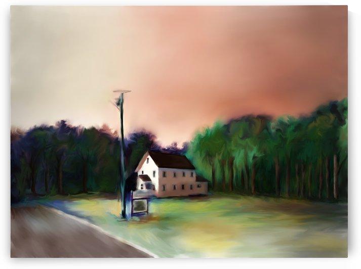 COUNTRY HOUSE by ANA BORRAS