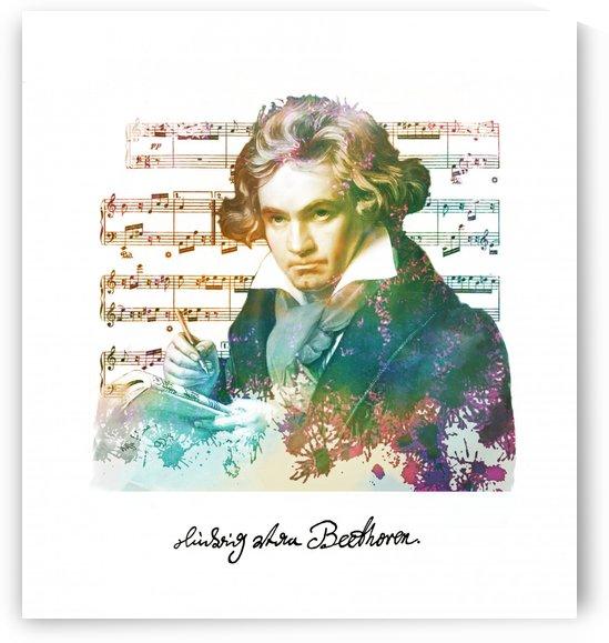Beethoven by ANA BORRAS