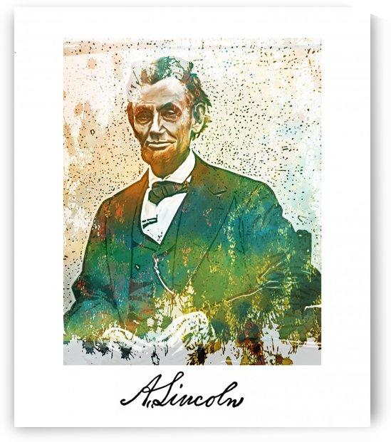 Abraham Lincoln by ANA BORRAS