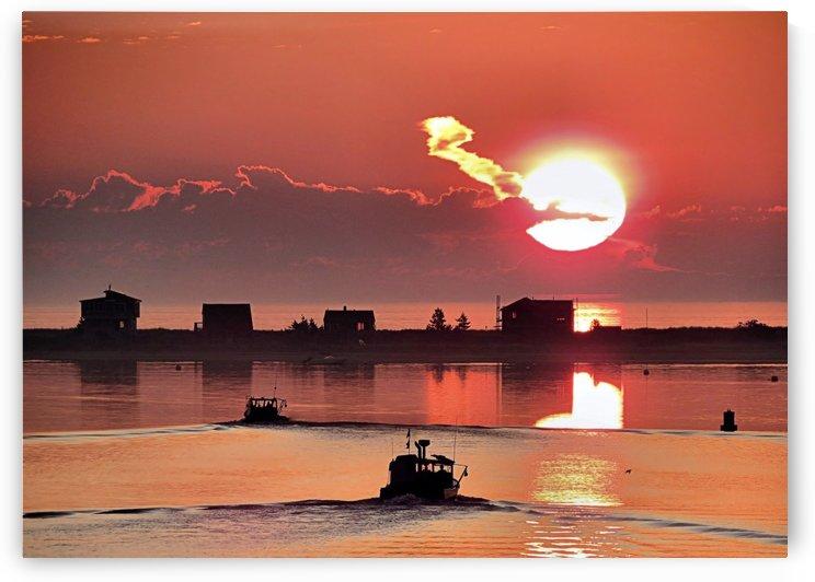 July sunrise by Photography by Janice Drew