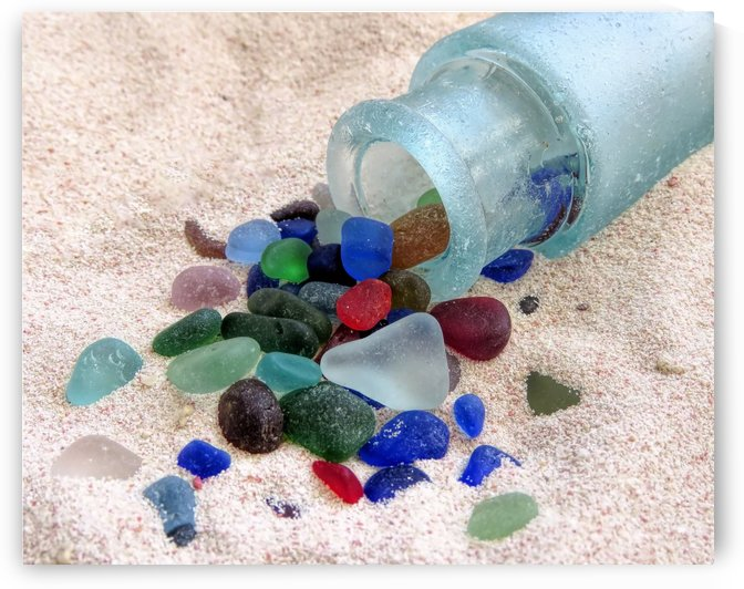 Gems in a bottle by Photography by Janice Drew