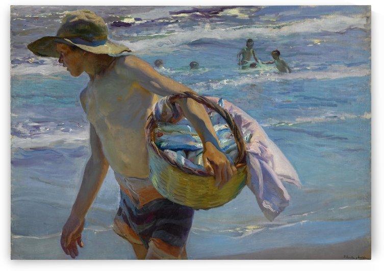 Pescador by Joaquin Sorolla