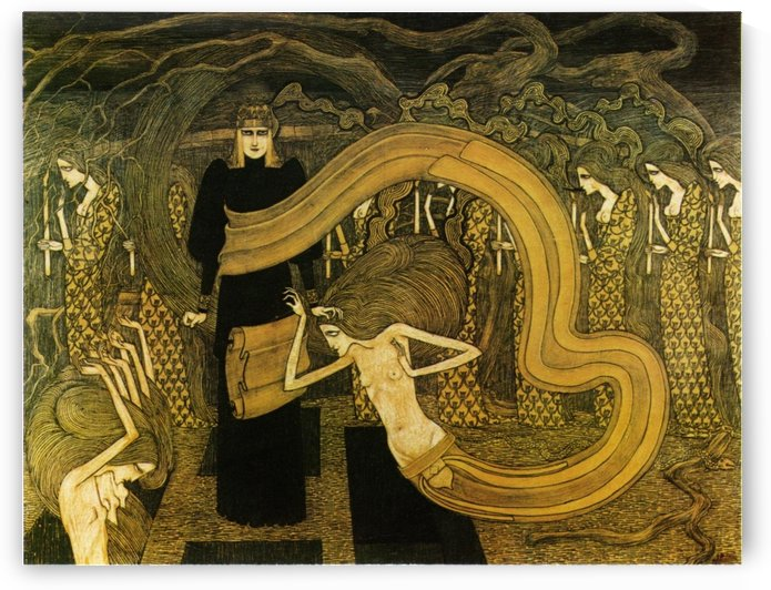 Fatality by Jan Toorop