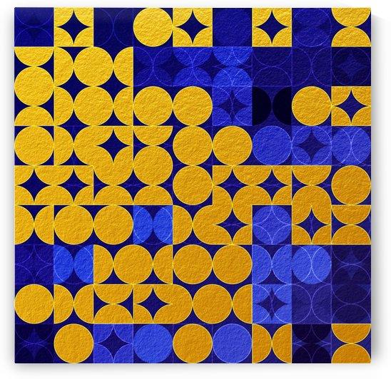 Geometric XXXVIII by Art Design Works