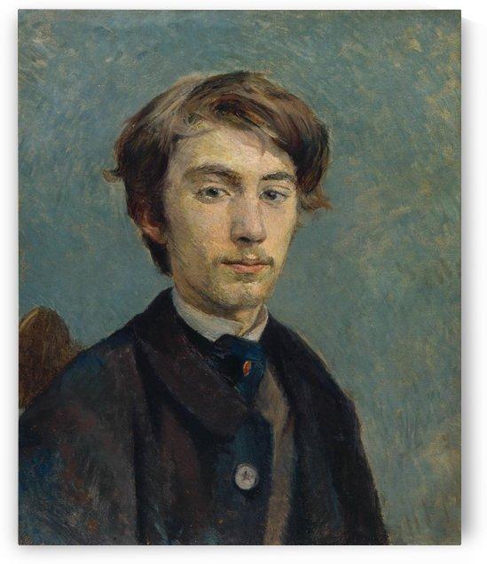 Bernard by Henri de Toulouse-Lautrec