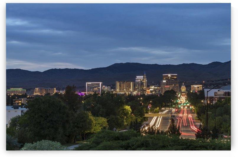 Boise Twilight by StellaMc
