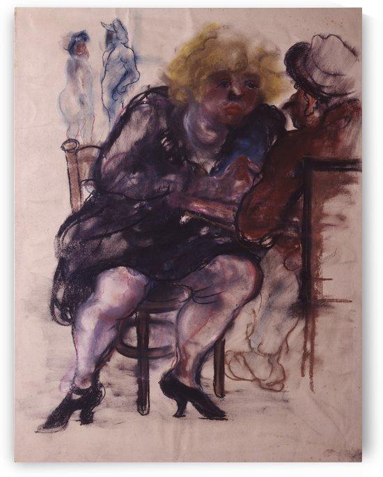 The debate by Elfriede Lohse-Wachtler