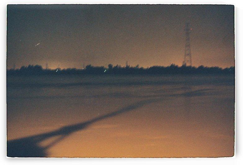 inside the river by Louki Lu