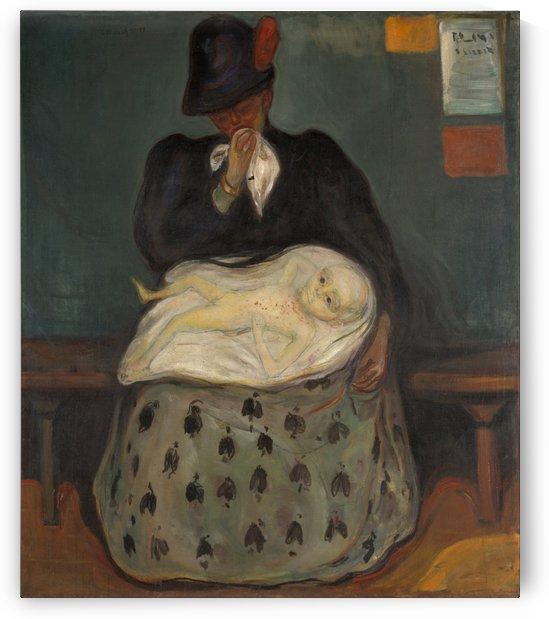 Inheritance by Edvard Munch