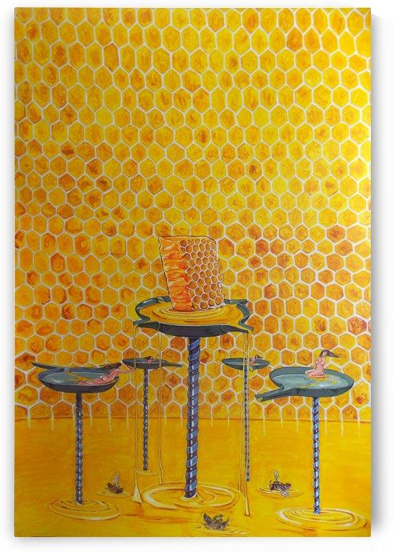 The Honey in lives  by Lazaro Hurtado