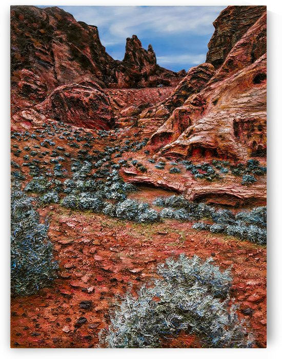 Valley of Fire by Dean Miller