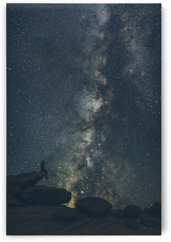 Milky Way by Cristian Grigore
