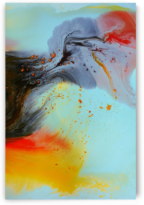 Liquid series 12 by Andrada Anghel