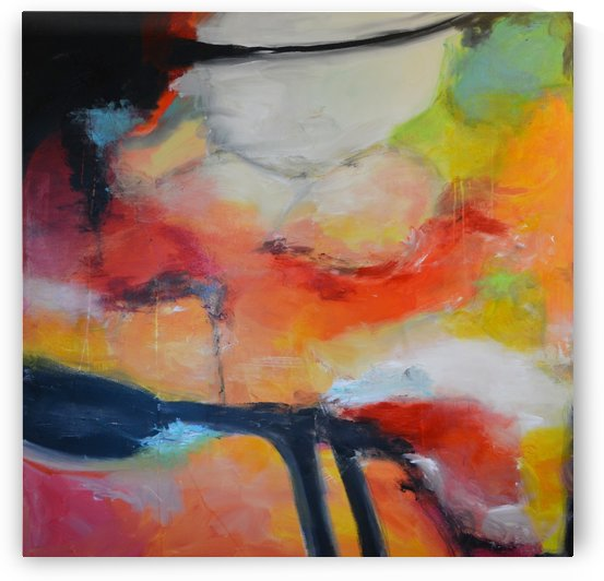 Abstract 13 by Andrada Anghel