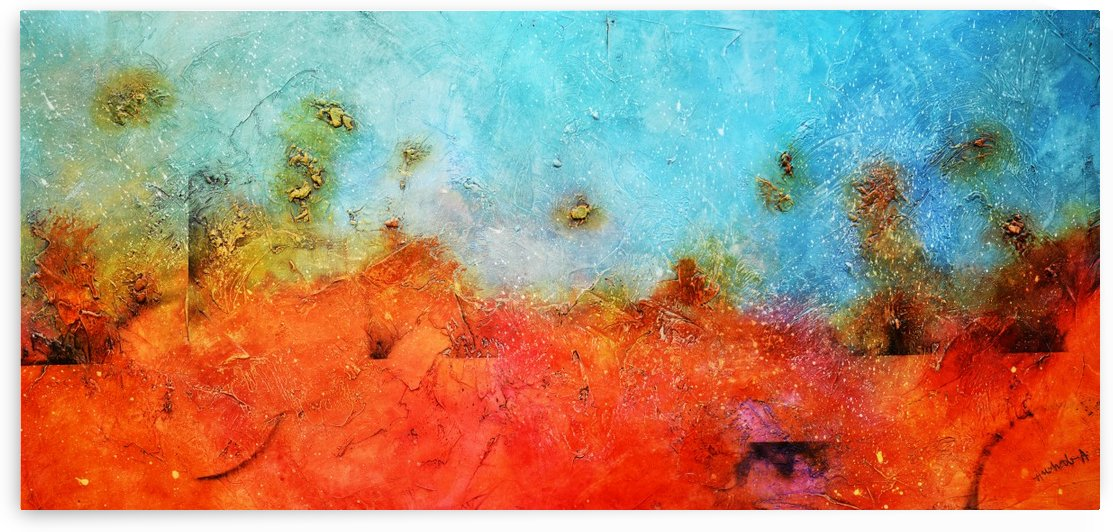 Abstract 45 by Andrada Anghel