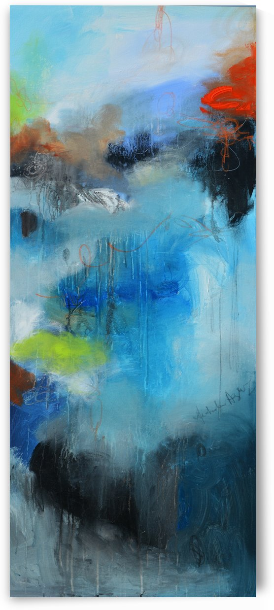 Abstract 51 C by Andrada Anghel